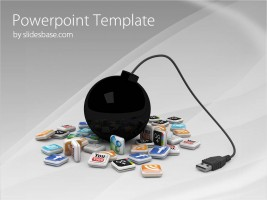 3D-social-media-icons-bomb-USB-social-marketing-SEO-facebook-powerpoint-template-Slide1 (1)