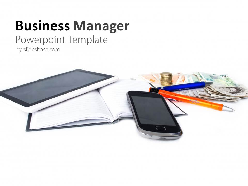 Business manager powerpoint template slidesbase business manager accounting finance powerpoint template slide1 5 toneelgroepblik