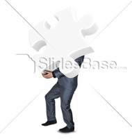 businessman-carrying-3d-large-white-puzzle-piece-transparent-png-stock