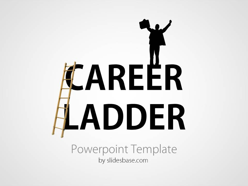 business career powerpoint template