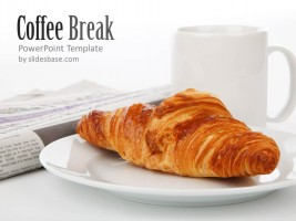 coffee-break-lunch-croissant-powerpoint-template-Slide1 (1)