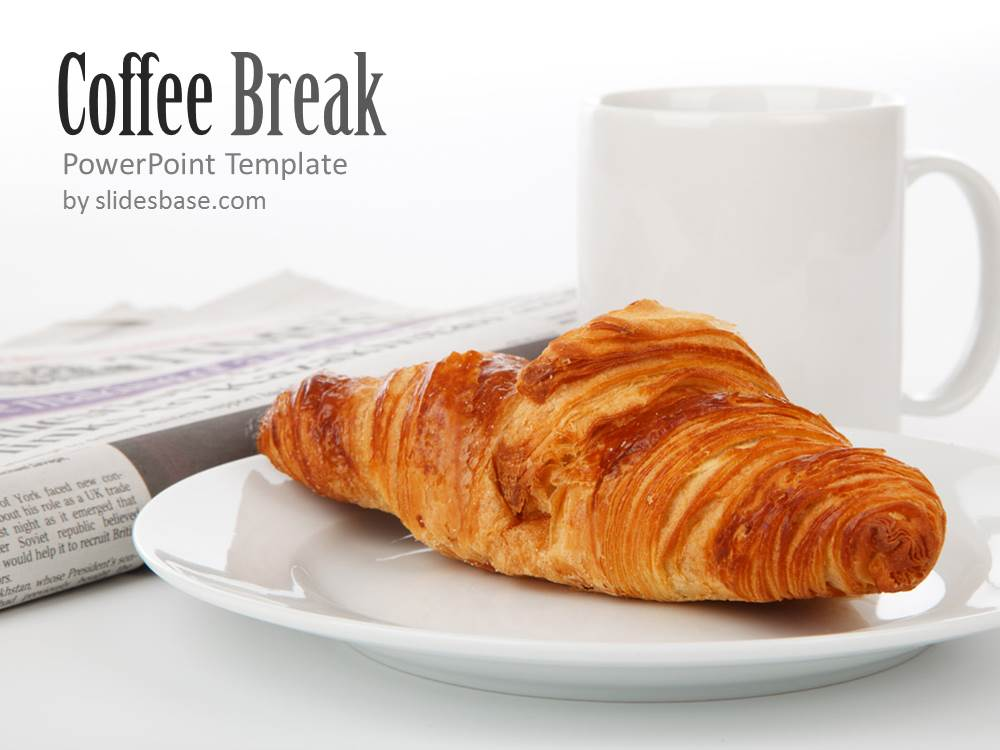 coffee-break-lunch-croissant-powerpoint-template-Slide1 (1)