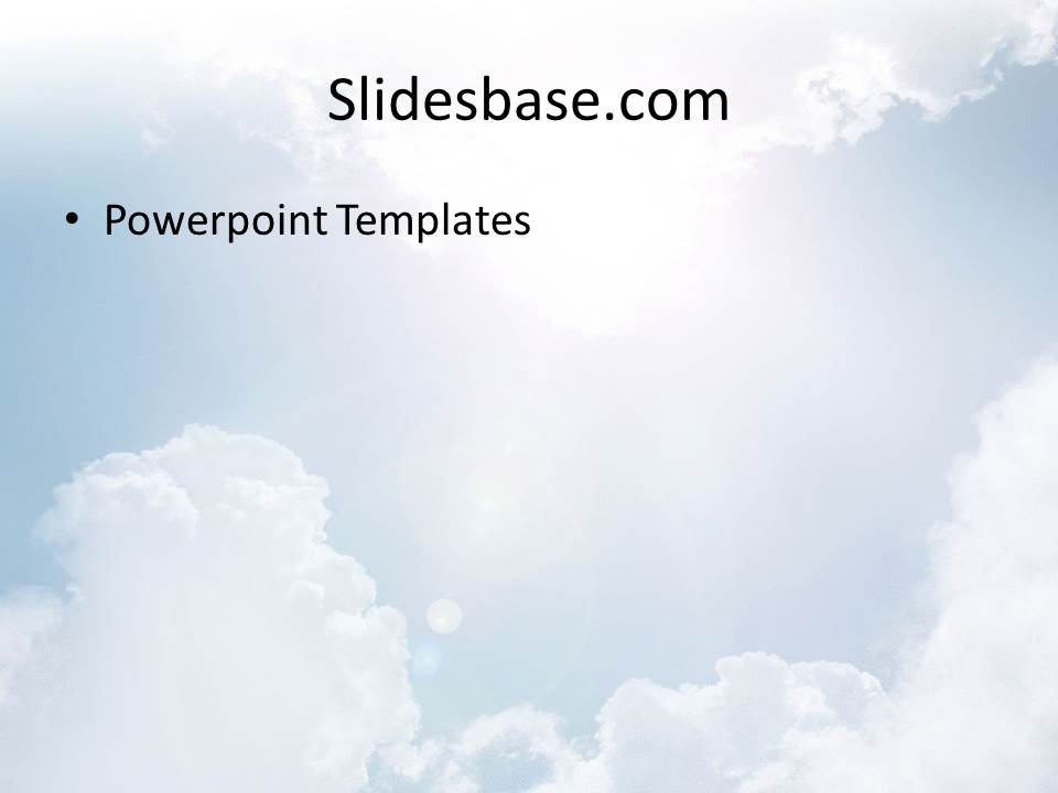 Future vision powerpoint template slidesbase company vision future sky hands dream prediction forecast toneelgroepblik Choice Image