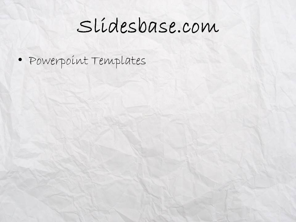 sketching ideas powerpoint template | slidesbase, Modern powerpoint