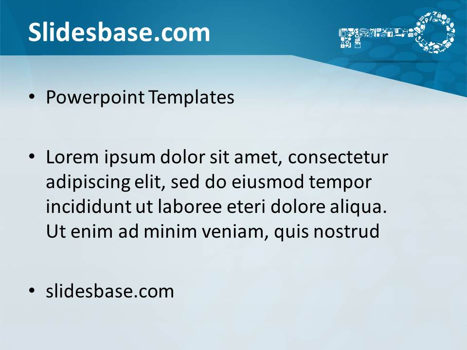 Key to success powerpoint template slidesbase key to success creative business formed from icons toneelgroepblik Image collections