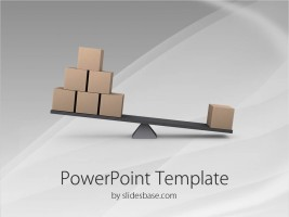 lost-business-balance-swing-todder-boxes-3D-find-equal-balance-business-powerpoint-template-Slide1 (1)