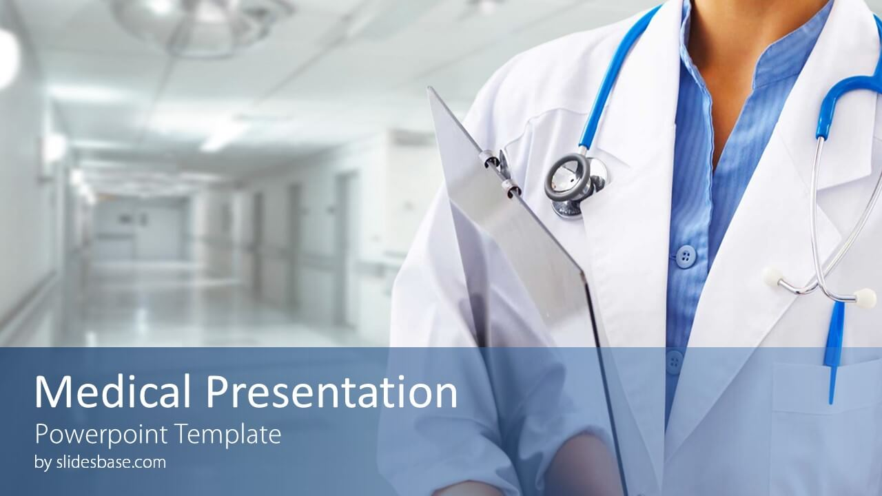 Medical Doctor Hospital Nurse Healthcare Powerpoint Ppt Template