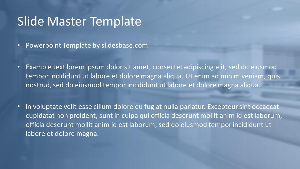 Doctor Of Medicine Powerpoint Template Slidesbase