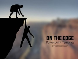 on-the-edge-cliff-business-risks-powerpoint-template-hanging1 (1)