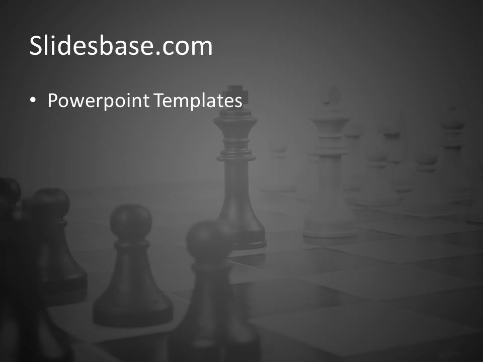 Strategy Powerpoint Template Slidesbase
