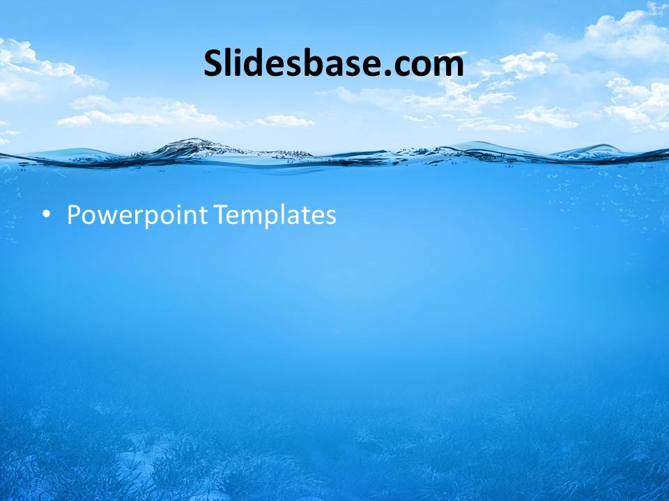 beach themed powerpoint templates beach template powerpoint beach
