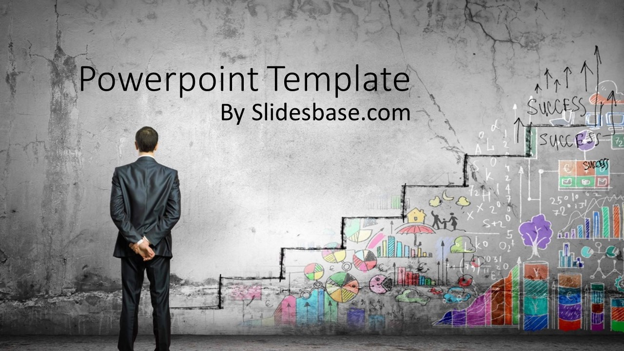 Business plan powerpoint template slidesbase business plan powerpoint template friedricerecipe Image collections