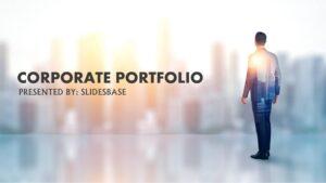 Corporate Portfolio Powerpoint Temnplate1