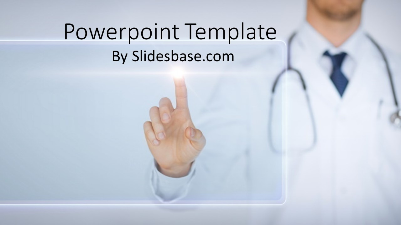 Medical technology powerpoint template slidesbase medical technology1 toneelgroepblik Images