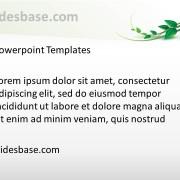 Slide1-vine-leaf-nature-premium-clean-design-powerpoint-template (2)