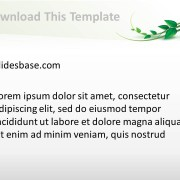 Slide1-vine-leaf-nature-premium-clean-design-powerpoint-template (4)