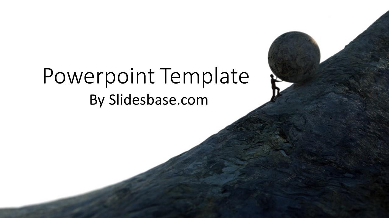 motivation of success powerpoint template