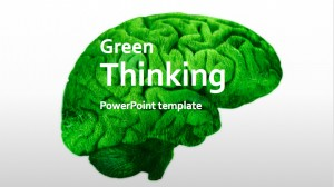 green-thinking-powerpoint-template