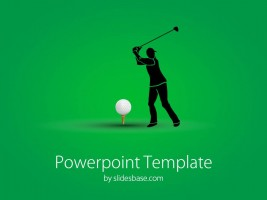 Slide1-golf-player-ball-golfball-hit-hole-in-one-powerpoint-template (1)