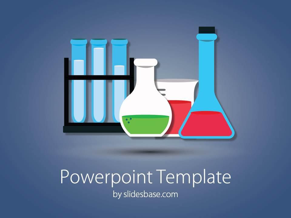 Lab Analysis Powerpoint Template  Slidesbase