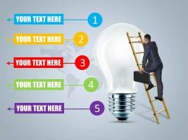 creative-3d-business-ideas-businessman-light-bulb-ladder-powerpoint-template-Slide1 (2)