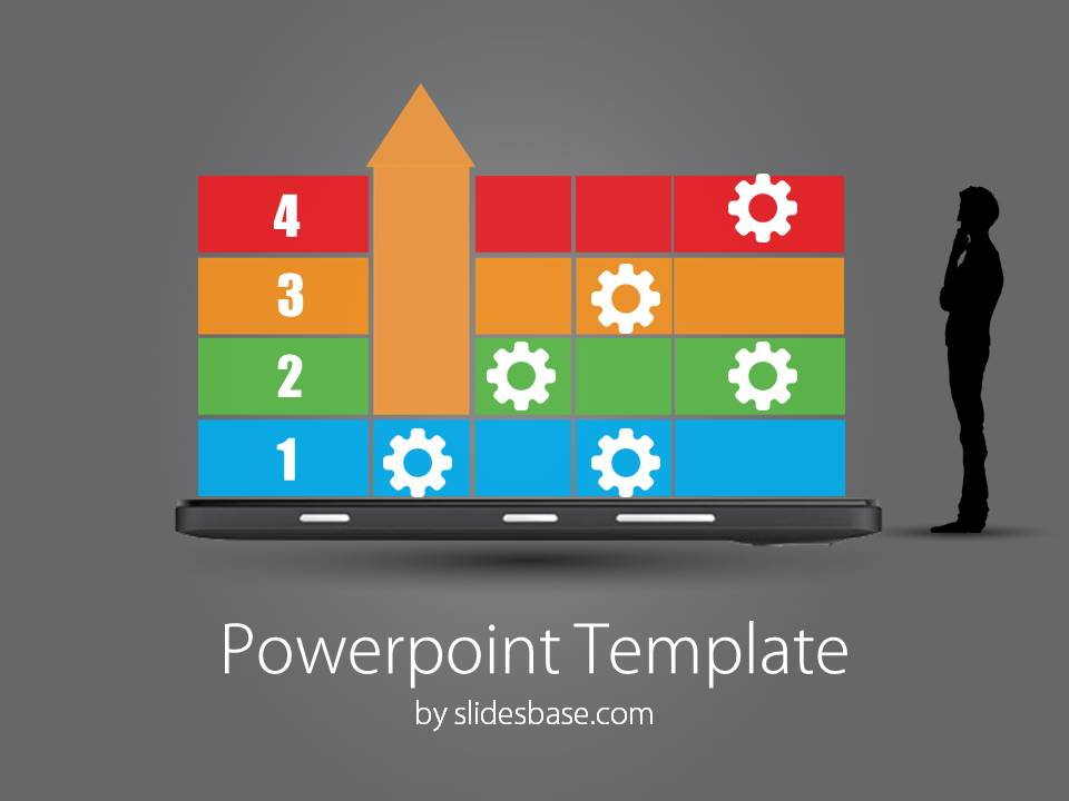 Product development powerpoint template slidesbase slide1 product development business thinking idea smartphone powerpoint cheaphphosting Gallery