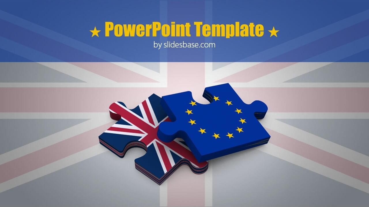 brexit powerpoint template