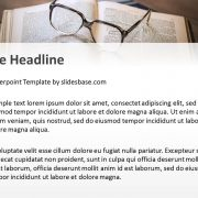 book-on-desk-glasses-reading-literature-powerpoint-template-ppt-Slide1 (2)