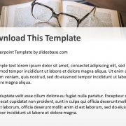 book-on-desk-glasses-reading-literature-powerpoint-template-ppt-Slide1 (4)