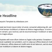 3d-world-earth-globe-as-clock-face-shape-world-time-ppt-powerpoint-template-download-slide1-2