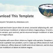 3d-world-earth-globe-as-clock-face-shape-world-time-ppt-powerpoint-template-download-slide1-4
