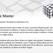 blank-white-rubiks-cube-3d-presentation-template-engineering-strategy-puzzle-idea-powerpoint-ppt-template-slide1-3