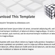 blank-white-rubiks-cube-3d-presentation-template-engineering-strategy-puzzle-idea-powerpoint-ppt-template-slide1-4