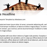business-strategy-chessboard-business-people-silhouettes-powerpoint-template-for-presentations-slide1-2