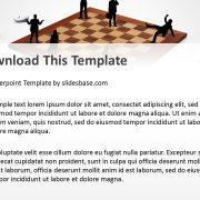 business-strategy-chessboard-business-people-silhouettes-powerpoint-template-for-presentations-slide1-4