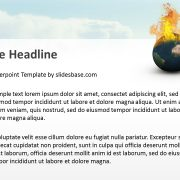 climate-change-world-burning-flame-earth-global-warming-powerpoint-template-ppt-slide1-2