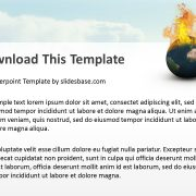 climate-change-world-burning-flame-earth-global-warming-powerpoint-template-ppt-slide1-4