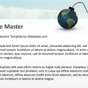 world-as-usb-bomb-shape-earth-technology-connections-presentation-ppt-template-powerpoint-slide1-3