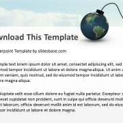 world-as-usb-bomb-shape-earth-technology-connections-presentation-ppt-template-powerpoint-slide1-4