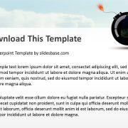 world-as-bomb-3d-globe-earth-explode-pp-powerpoint-template-download-slide1-4