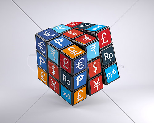 world-currencies-money-rubiks-cube-trading-marketing-forex-currency-exchange-illustration-3d-stock-photo