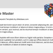 world-currencies-on-rubiks-cube-3d-creative-money-market-trading-powerpoint-template-ppt-3