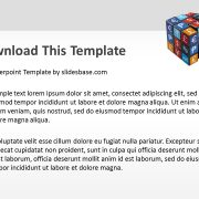 world-currencies-on-rubiks-cube-3d-creative-money-market-trading-powerpoint-template-ppt-4