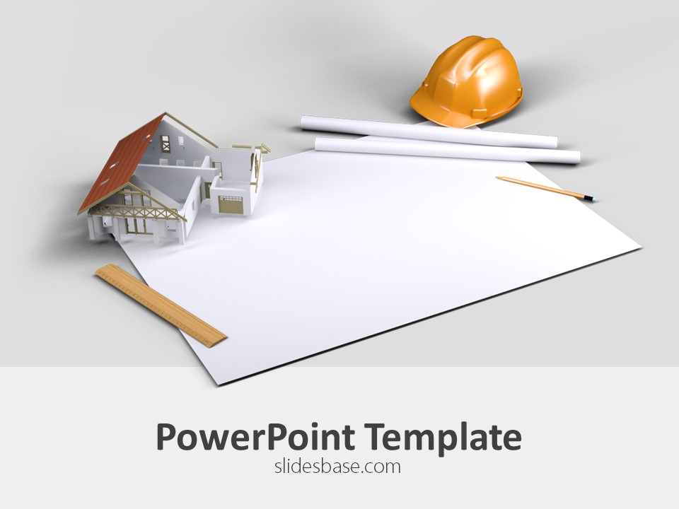 Templates for powerpoint slidesbase architecture plan powerpoint template toneelgroepblik Images