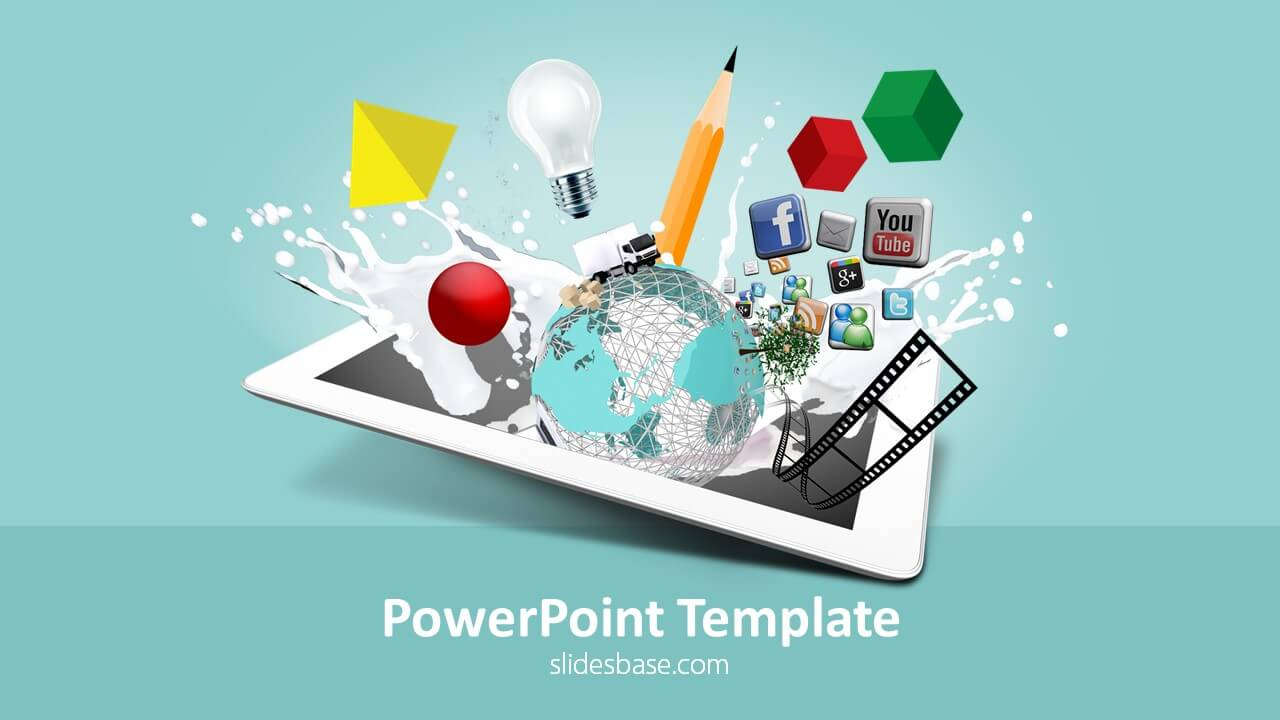 Creative Design Powerpoint Template