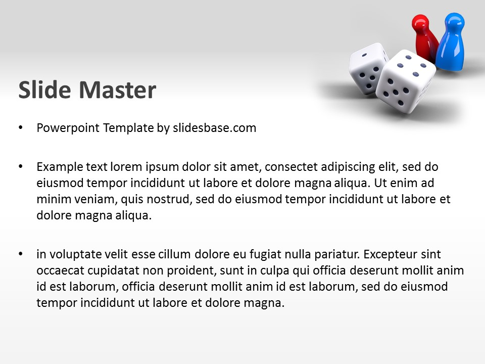 Games Powerpoint Template Slidesbase