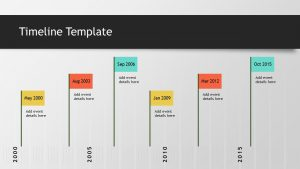 timeline template powerpoint free download