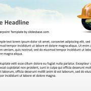 world-safety-construction-hard-hat-globe-war-ppt-powerpoint-template-Slide1 (2)