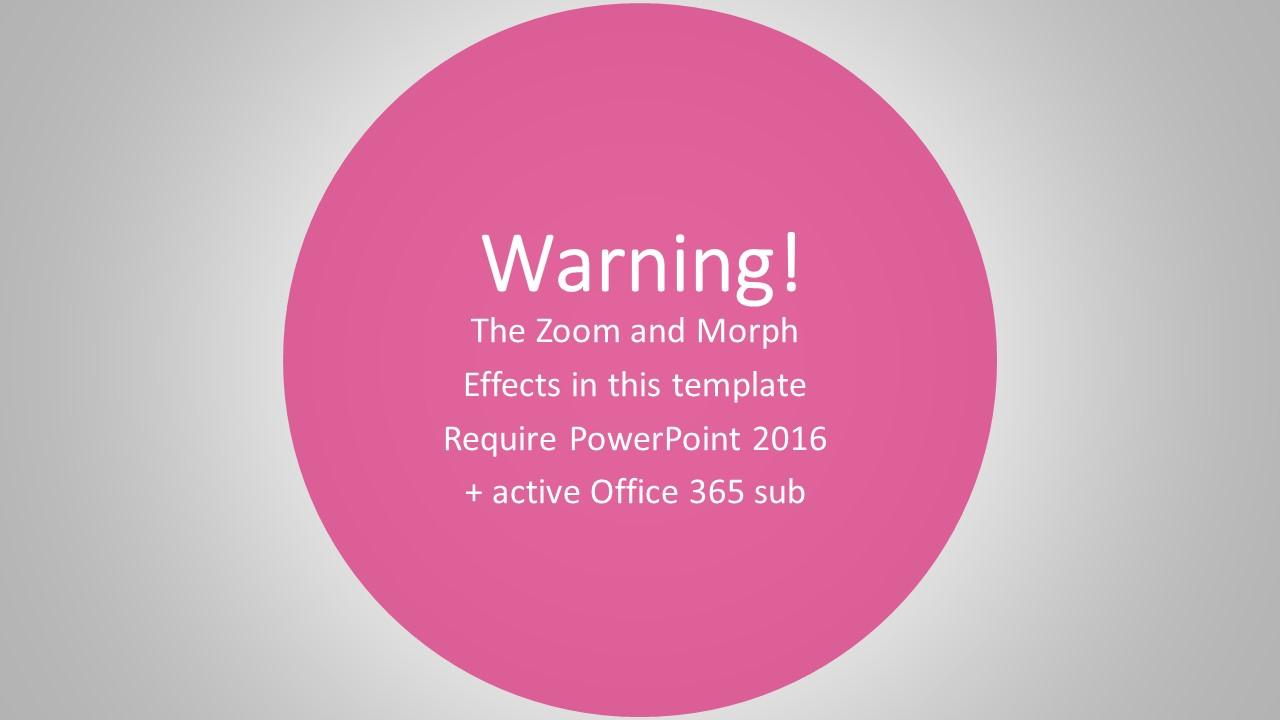 Creative Zone Powerpoint Zoom Template Slidesbase