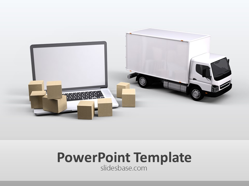 It Logistics Powerpoint Template Slidesbase